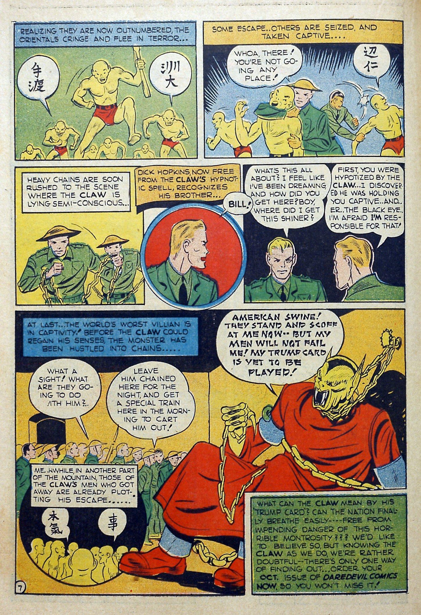 Daredevil (1941) issue 3 - Page 32