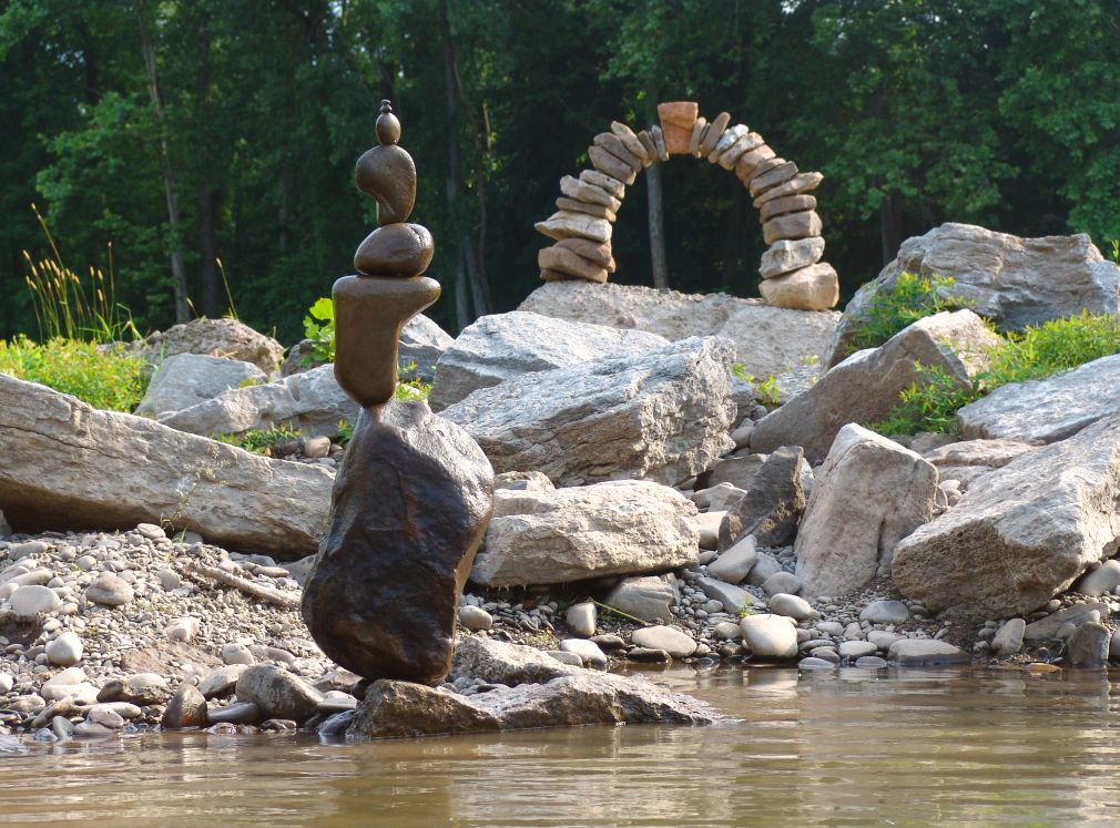 Rock Stacking May Harm The Earth