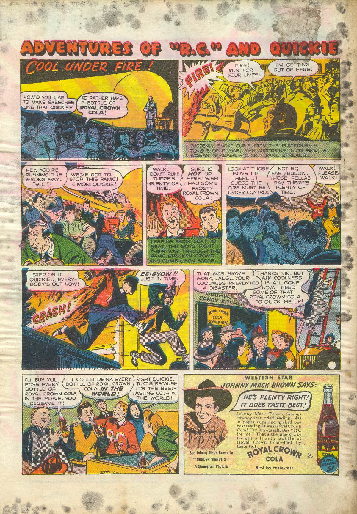 Read online Action Comics (1938) comic -  Issue #95 - 53