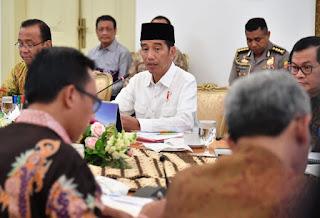 Presiden Tegaskan Pentingnya Publikasi untuk Asian Games 2018