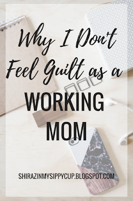 For those of you who still struggle with the guilt of working or still wrestle with your purpose in the working world, here are all the reasons I love being a working mom.