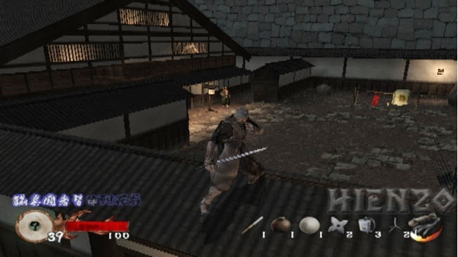 Tenchu ​​3 PC Gameplay