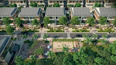 Biệt thự thương mại An Phú Shop Villa