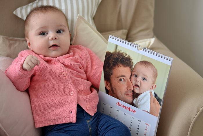 calendario bebè