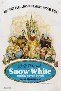 Original Snow White movie poster