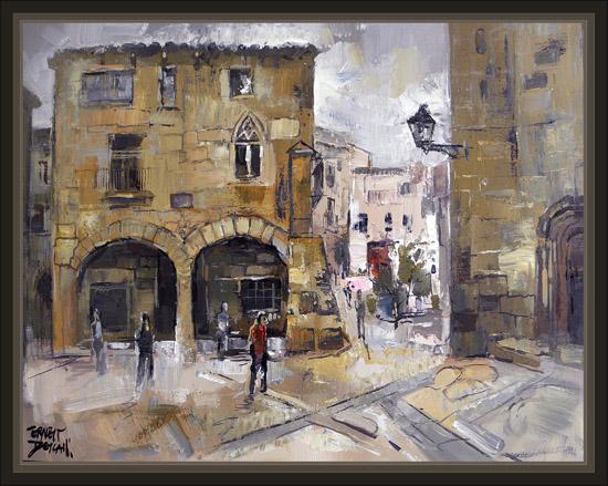 Venta Pintura Pintor Ernest Descals Horta De Sant Joan