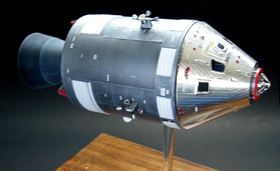 parts of the apollo spacecraft - photo #27