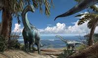 Tito dinosauro italiano extra small scoperto in Italia