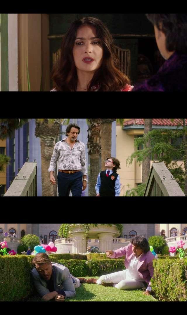 Cómo ser un latin lover (2017) HD 1080p y 720p Latino