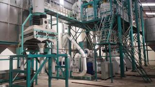 150t maize mill in kenya