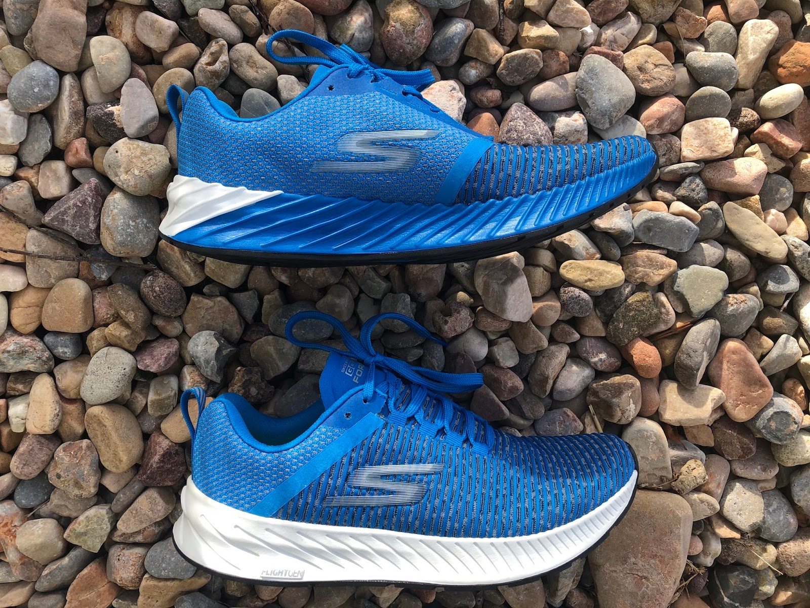 c9bb06685cd2 Road Trail Run  Skechers Performance GO Run Forza 3 Review  Seamless ...