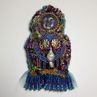 leilehua beaded mermaid doll