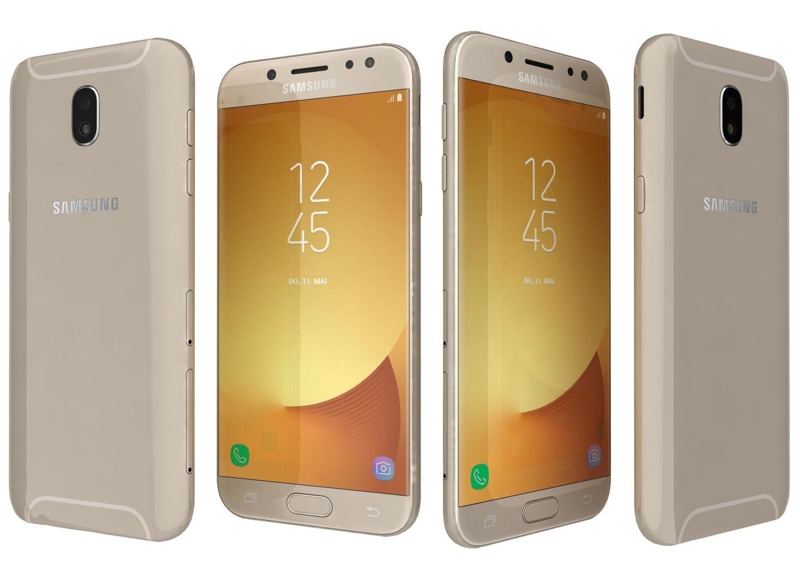 Samsung J5 2017 SM-J530F SM-J530Y Combination Firmware Free