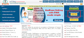 Login to e-filing website