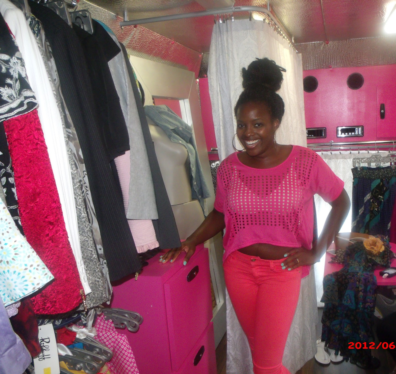 Atlanta S 1st Mobile Boutique Go Go Chic It S Arkeedah