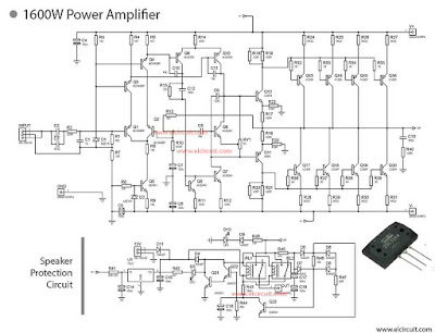 Power amplifier with high power output