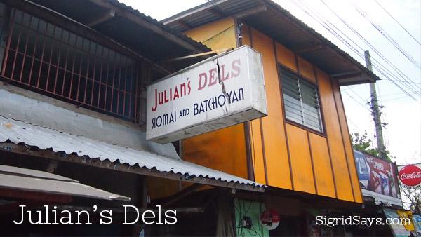 Bacolod eatery
