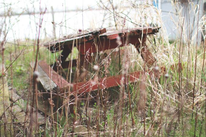 abandoned,