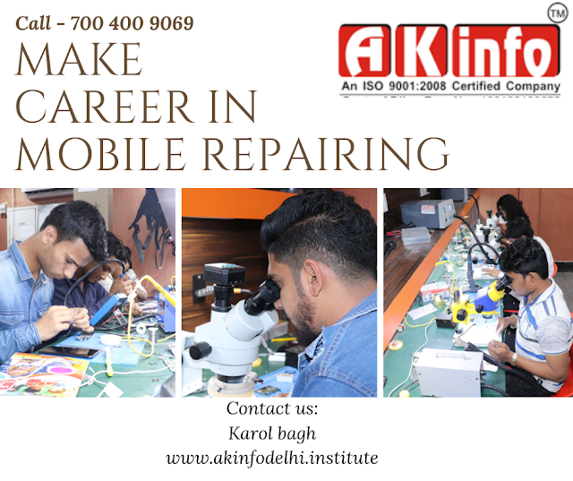 mobile repairing course in aligarh