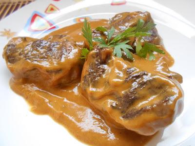 543° Receta: Carrilleras De Cerdo En Salsa De Vino Tinto