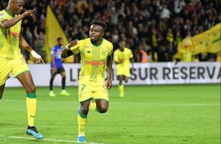 Super Eagles Player Moses Simon Name Nantes Player Of The Season