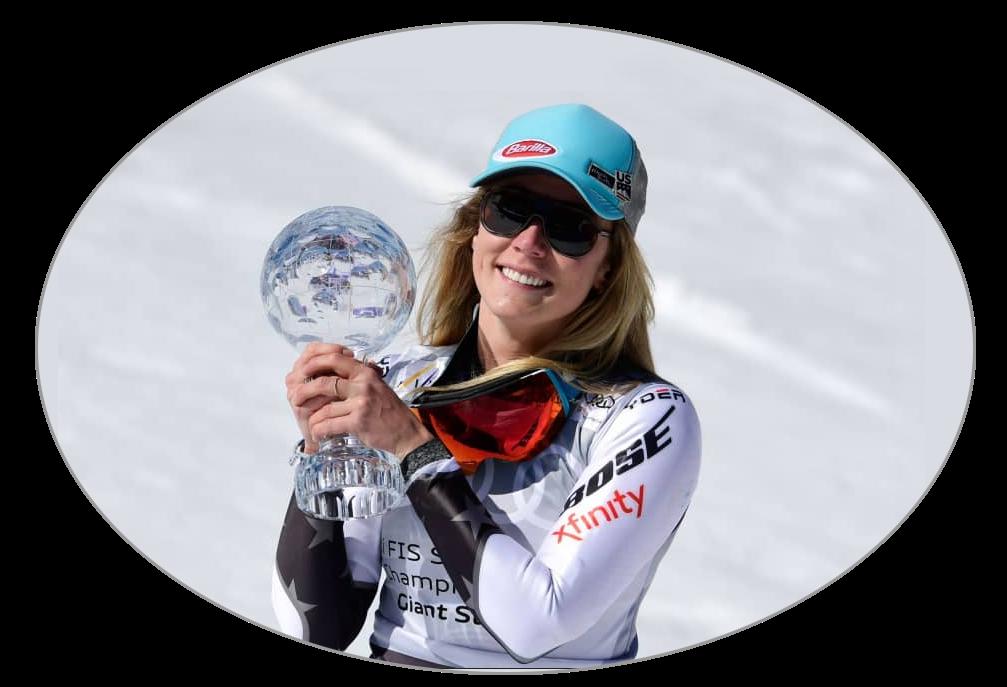 Mikaela Shiffrin glóbus obrovský slalom - Andorra 2019