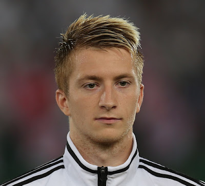 Model Rambut Marco Reus Jerman