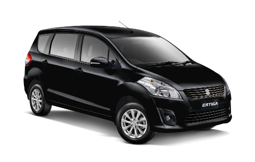 Suzuki Ertiga Cool Black Metallic