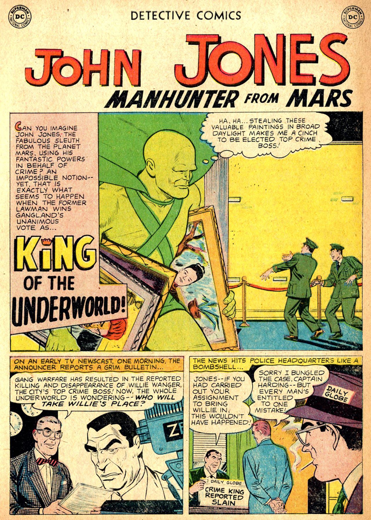 Read online Detective Comics (1937) comic -  Issue #257 - 27