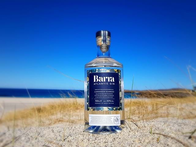 Barra Gin  by Cal McTravel of www.CalMcTraves.com