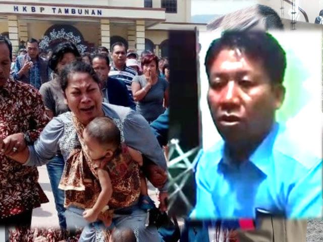 """Klarifikasi Pendeta HKBP Tambunan Beredar, """"Yang Keberatan Tidak Jelas"""""""