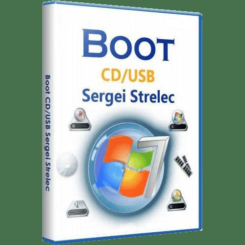 WinPE 10-8 Sergei Strelec 2021.01.05 English Full version