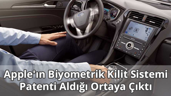 Apple Biyometrik Kilit Sistemi Patenti