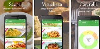 app ricette vegane