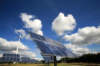 Komplette Versorgung durch Erneuerbare Energien