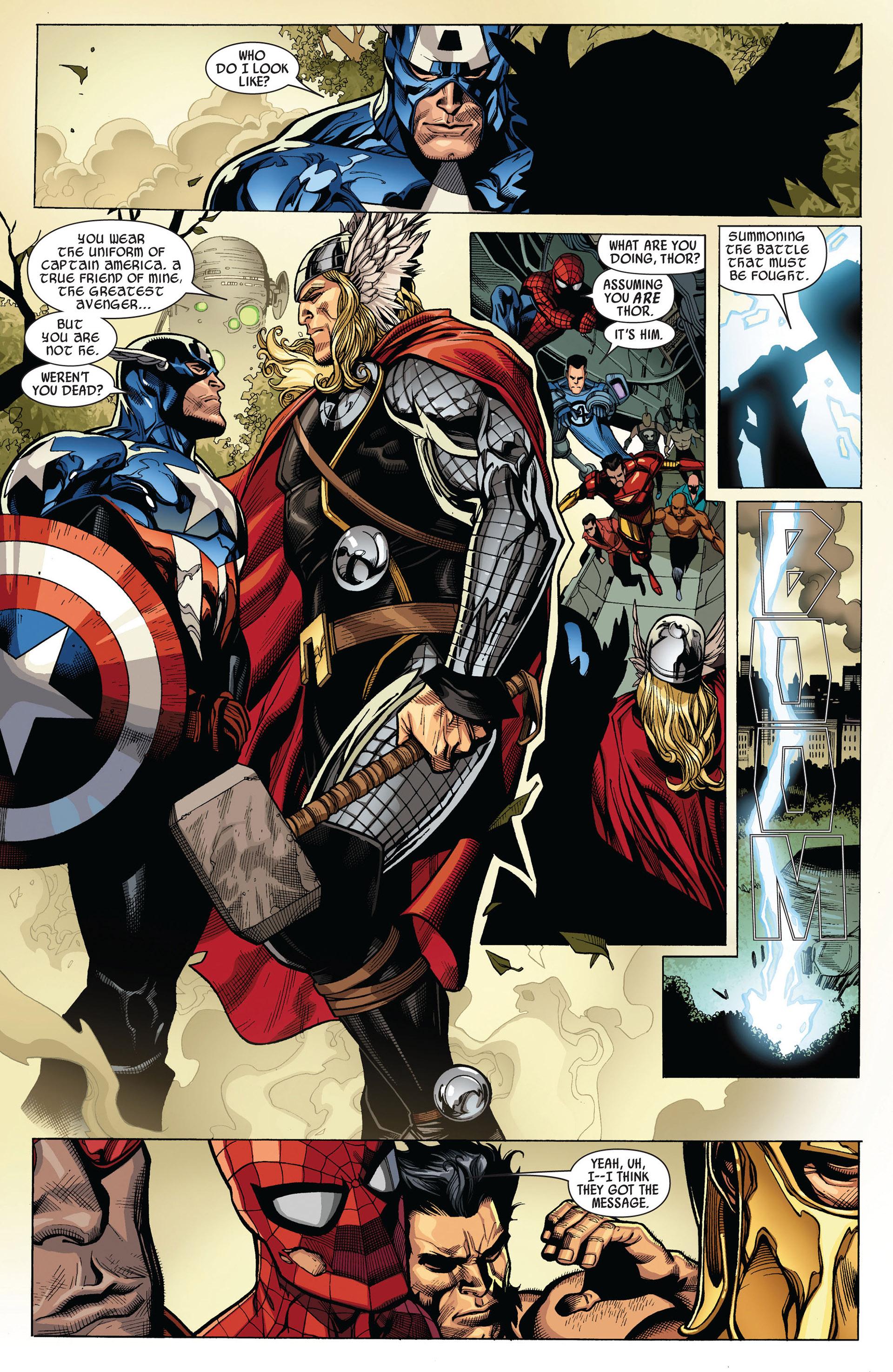 Read online Secret Invasion comic -  Issue #6 - 17