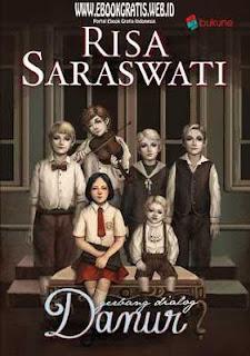 Ebook Gerbang Dialog Danur - Risa Saraswati
