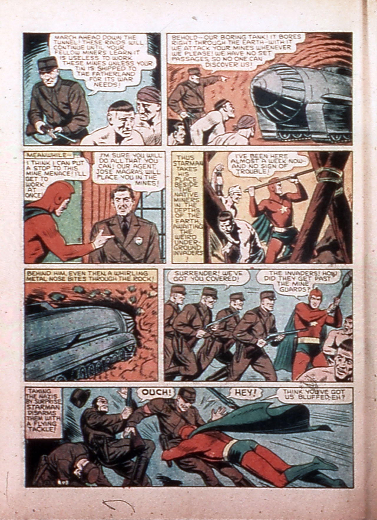 Read online All-Star Comics comic -  Issue #9 - 52