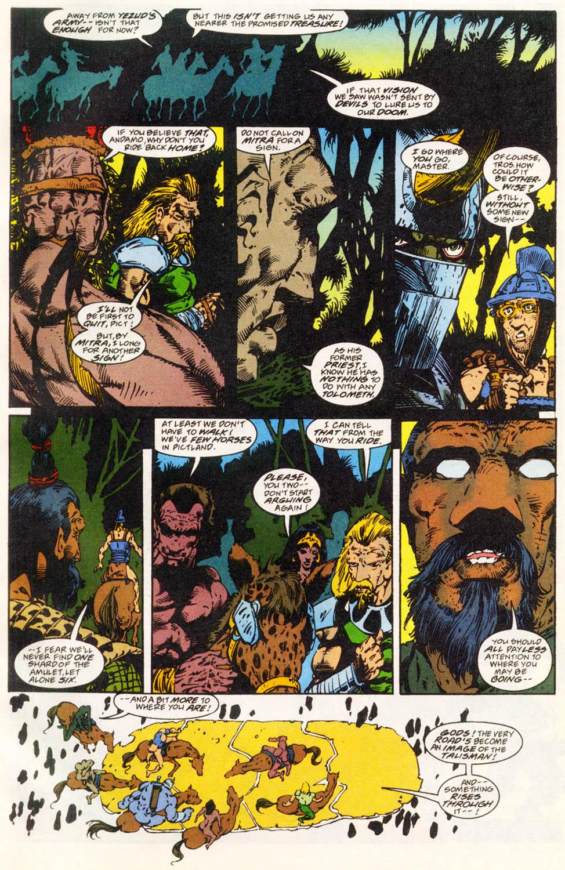 Read online Conan the Adventurer comic -  Issue #12 - 20