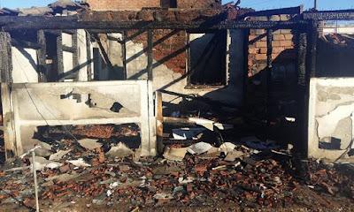 Ζευγάρι ηλικιωμένων από τον Τσαμαντά Θεσπρωτίας, κάηκαν ζωντανοί μέσα στο σπίτι τους