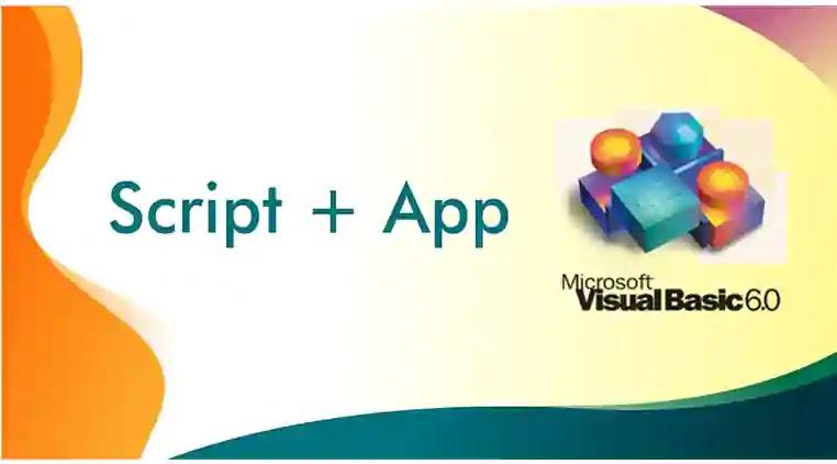 Kumpulan Script Visual Basic 6