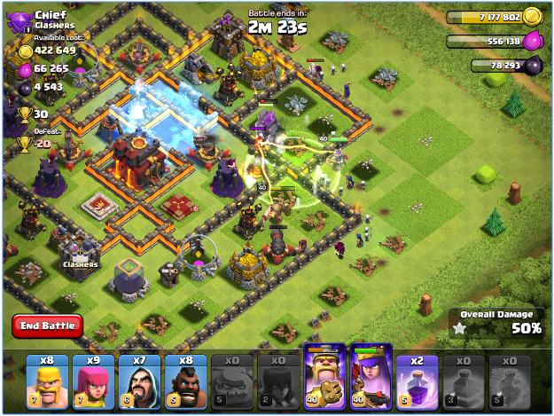 Clash of Clans APK, Clash of Clans Mod APK