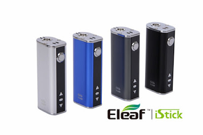 iStick TC 40W iS A Compact Entry Level Device !