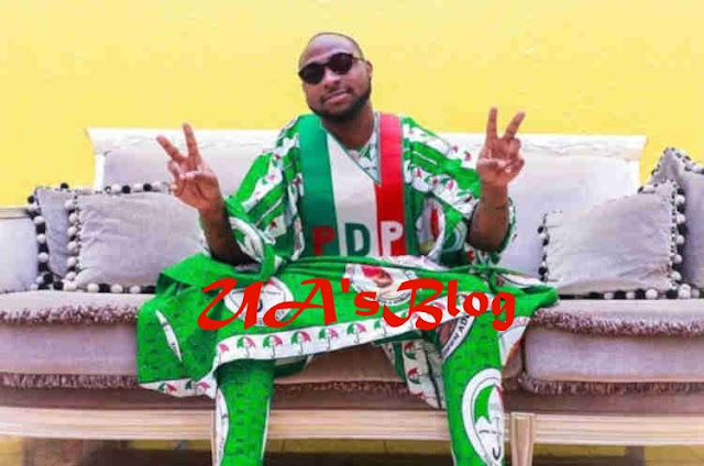 Osun Decides: APC planning to rig re-run election – Davido cries out