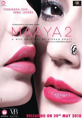 maaya-2-first-look-poster-out