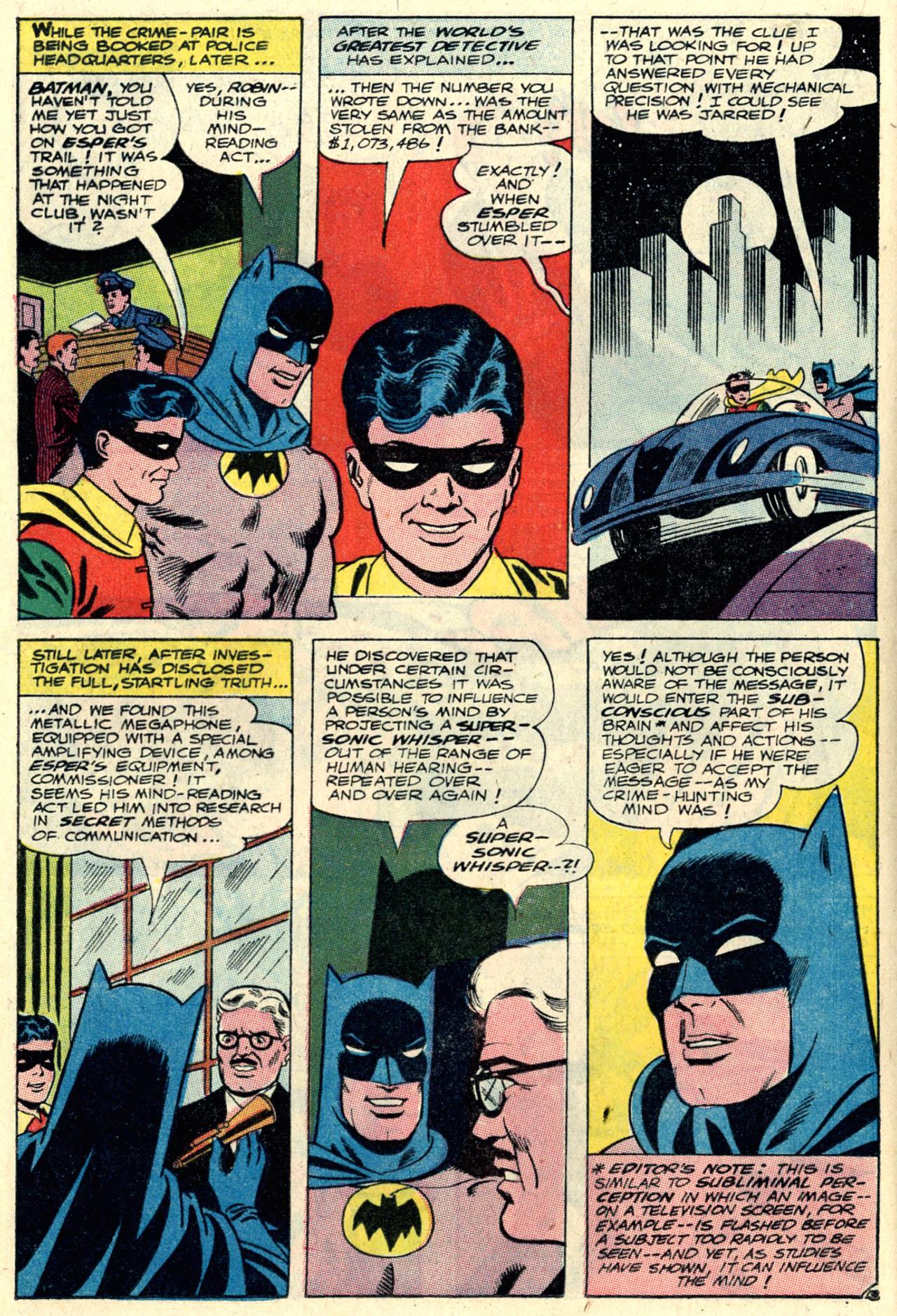 Detective Comics (1937) 352 Page 15