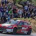 Iván Ares y José Pintor se proclaman vencedores del Rallye de Ferrol.