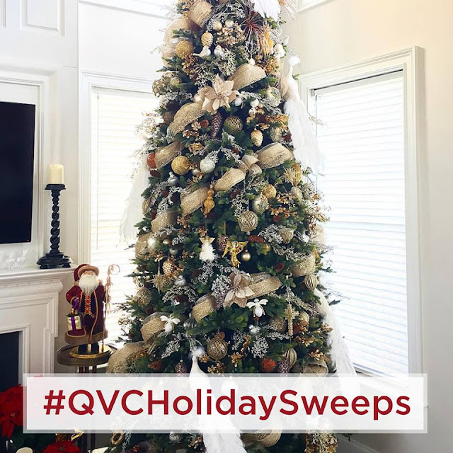 QVC Holiday Sweepstakes