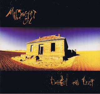 Resultado de imagem para midnight oil diesel and dust músicas