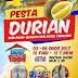Nasi Durian ke Serawa Durian ? Atau pulut durian ? Ehhh ?